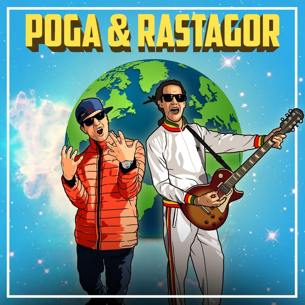 RASTAGOR ft. POGA - Мир на Земле (Русское регги)