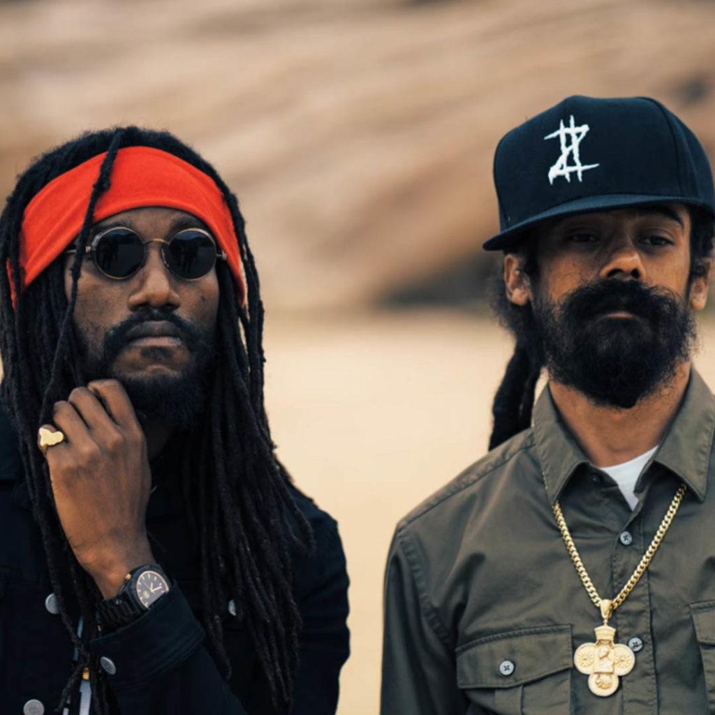 Kabaka Pyramid Feat. Damian Jr. Gong Marley - Kontraband