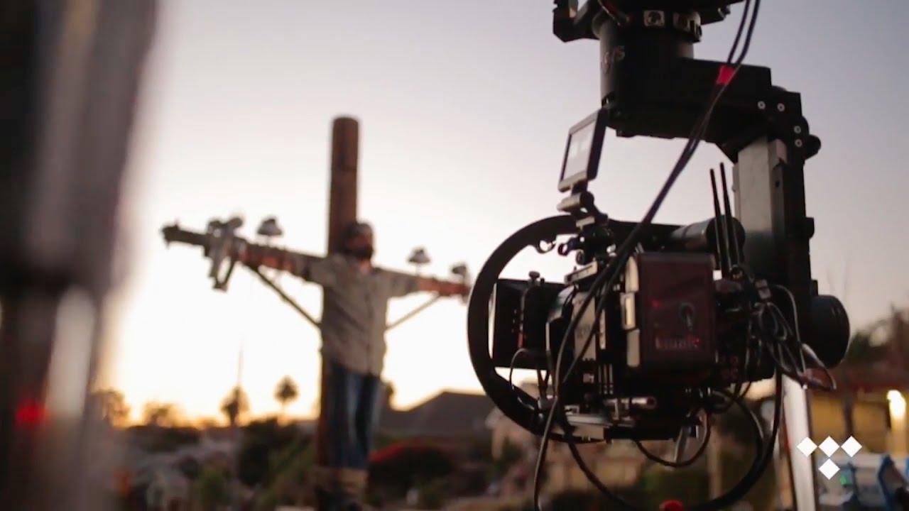 """Behind The Scenes """"Nail Pon Cross"""" - Damian """"Jr. Gong"""" Marley"""